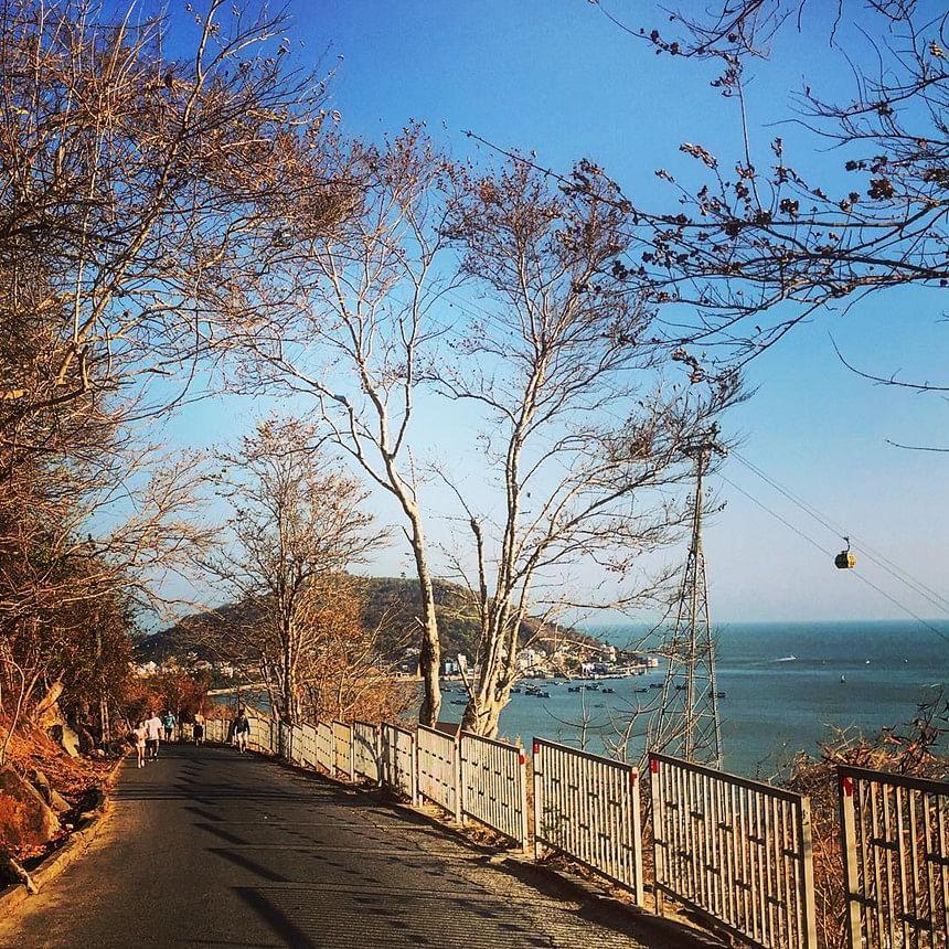 Cách đi lên núi Lớn Vũng Tàu - Ngọn núi đẹp nhất Vũng Tàu